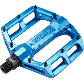 NS Bikes Aerial Pedals sealed blue